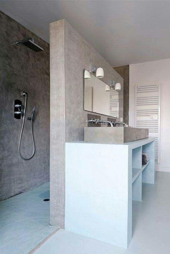 Épinglé Par Mal Rac Sur Łazienka Pinterest Salle De Bains - Refaire sa salle de bain soi même