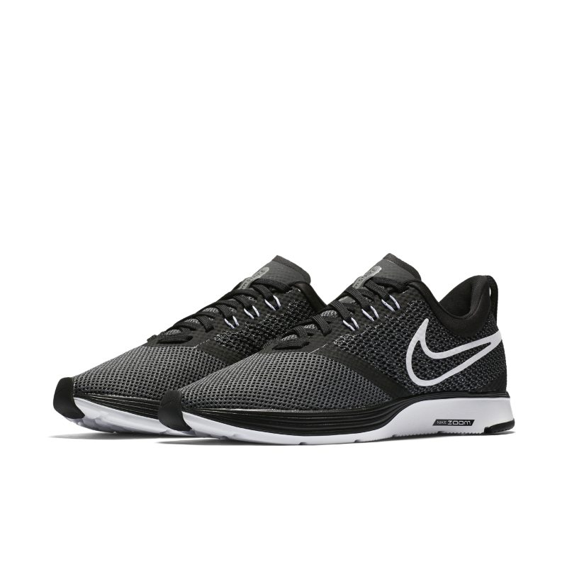 4dd0f0d32cd Nike Zoom Strike Women s Running Shoe - Black