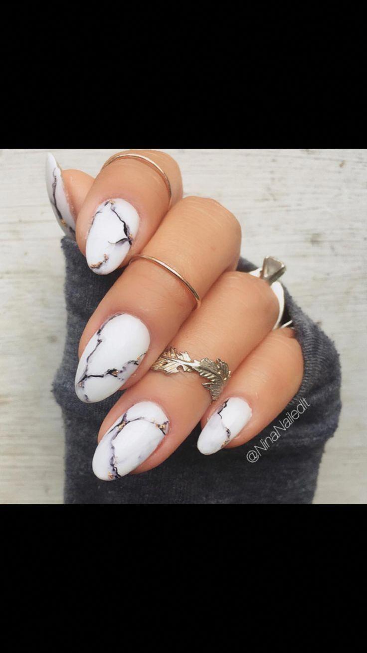 Photo of Marble Nails – 275+ bilder #ArtAndNails