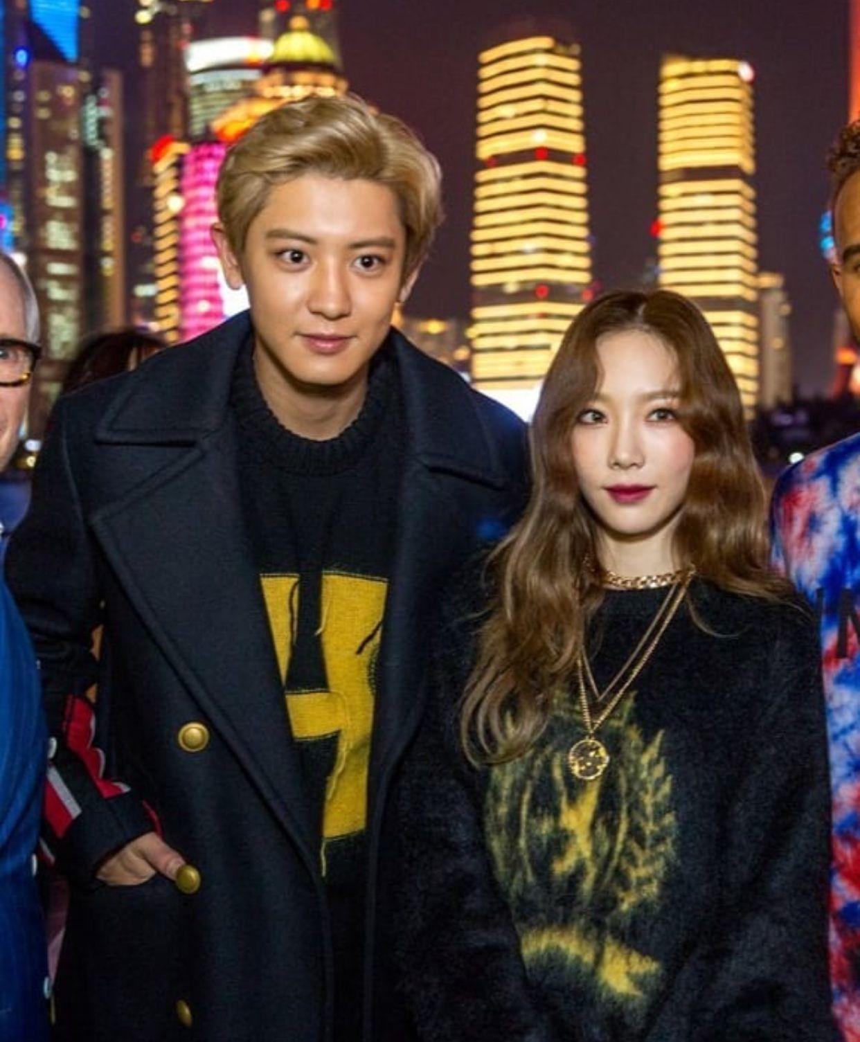 chanyeol dan Nana dating beste online dating site China