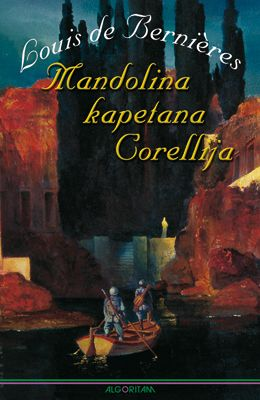 Mandolina kapetana Corellija - Louis de Berniéres