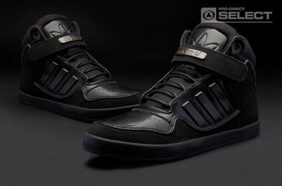 adidas Originals AR 2.0 - Mens Select Footwear - Black-Black-Black