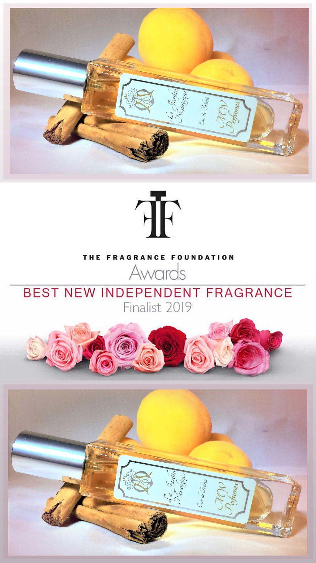 Best Natural Perfumes 2019 Le Jardin Nostalgique, Eau de Toilette, Natural Perfume, MW