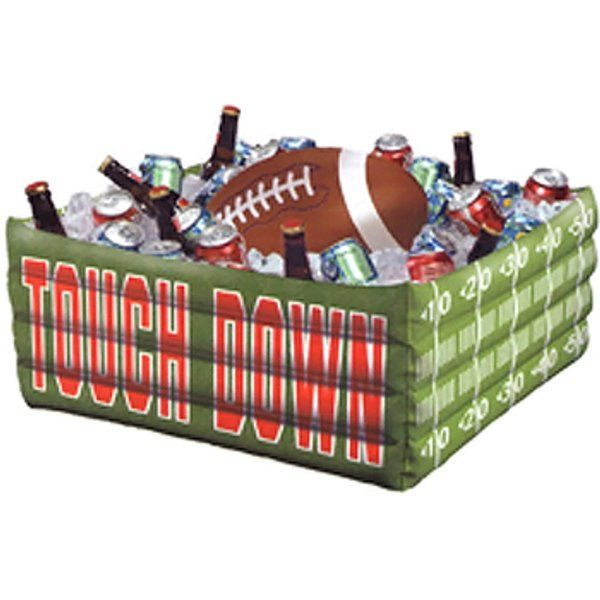 Attractive Football Inflatable Cooler (1)