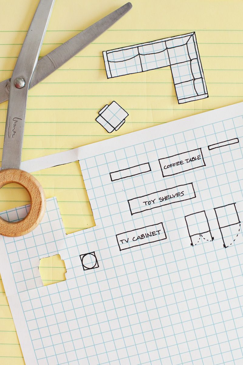 how to draw a floor plan a beautiful mess - Floor Plan Tools