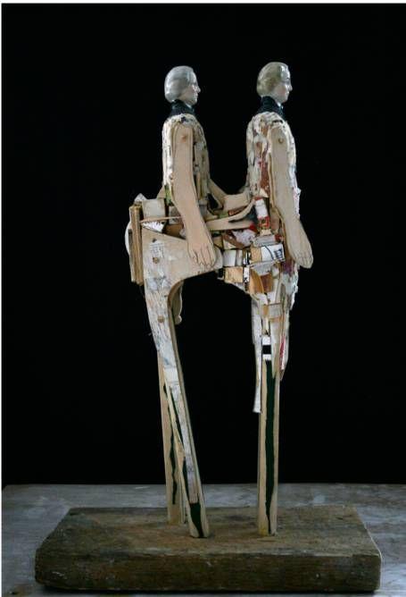 Siamese twins - Mikhael Gubin