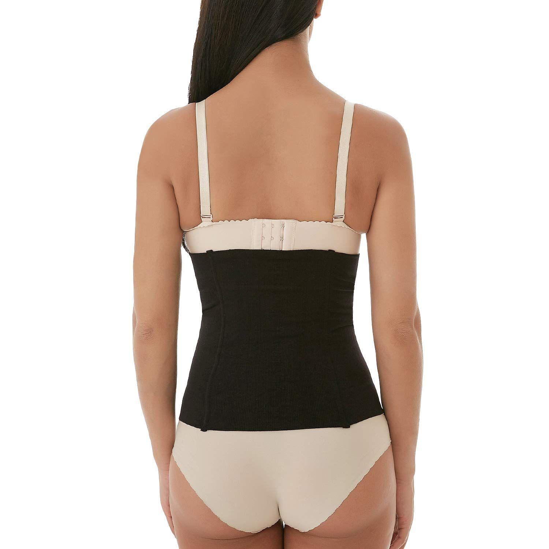 Defitshape Womens Lace Body Briefer Shaper Hi Waist Corset Slimmer Tummy Control Shapewear