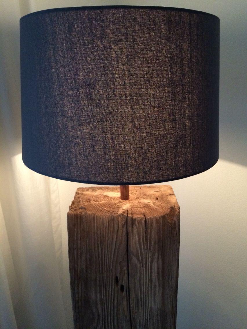 Geliefde Staande lamp biels zelf gemaakt | Staanlamp | Lampen, Staande &CU43
