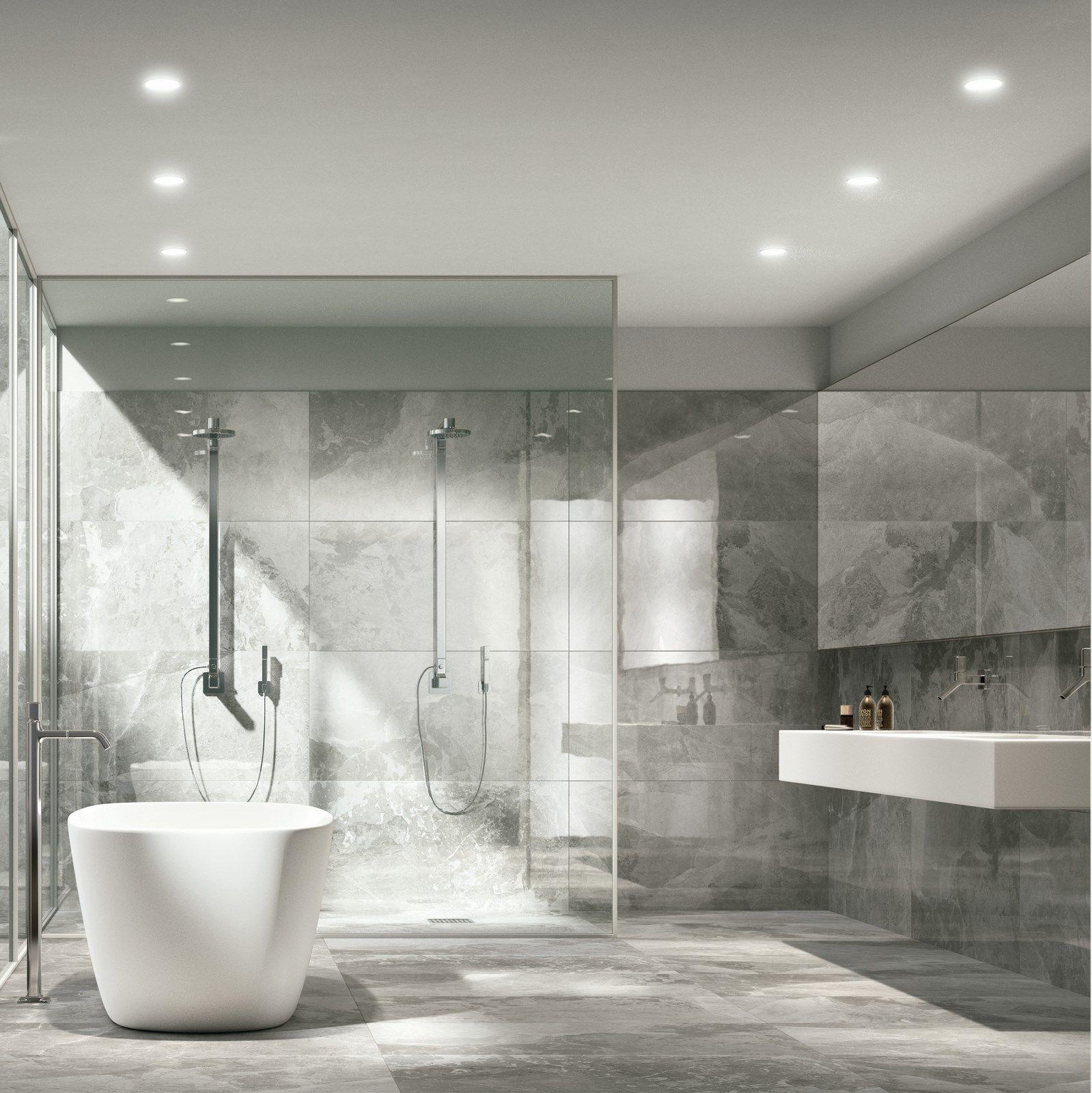 Greige Italian Porcelain Italian Bathroom Marble Tile Bathroom Tile Bathroom