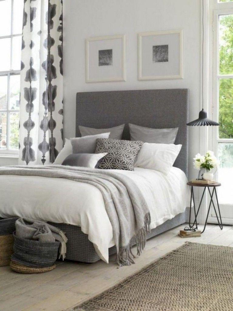 40 Finest Modern Farmhouse Bedroom Decor Ideas Bedroomdecor Farmhousebedroom Luxurious Bedrooms Small Master Bedroom Decorating Ideas Luxury Bedroom Design
