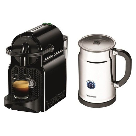 Nespresso Inissia Espresso Machine With Aeroccino Milk Frother Target