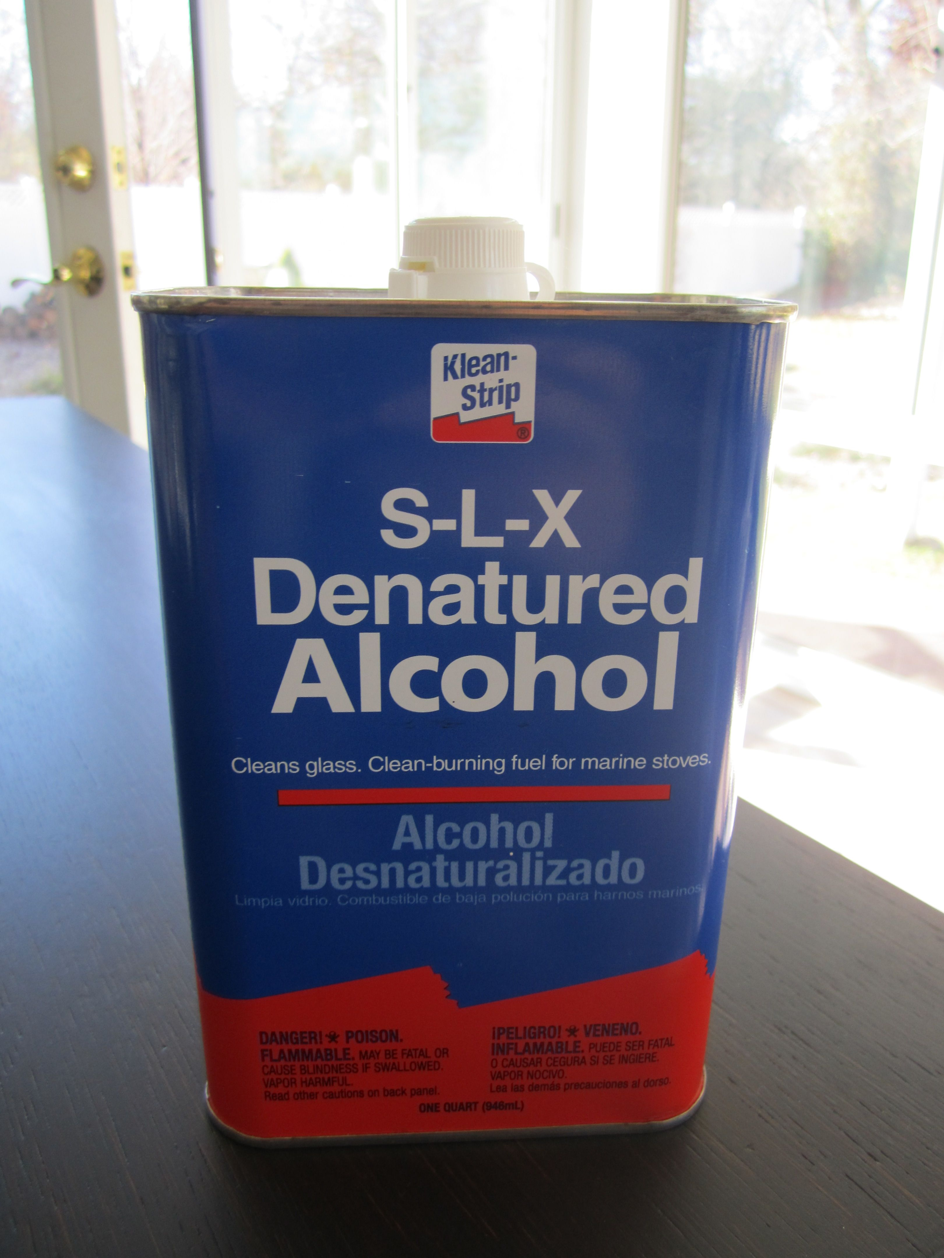 Denatured Alcohol   super cheap and easy to find on the