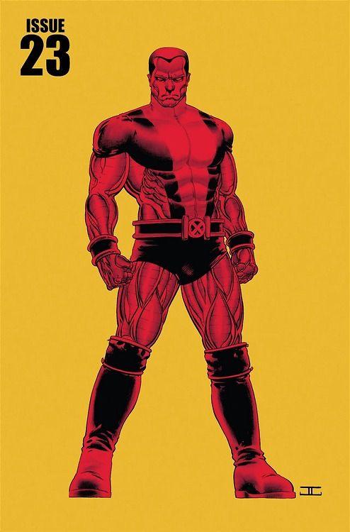 Astonishing X-Men 23 by John Cassaday