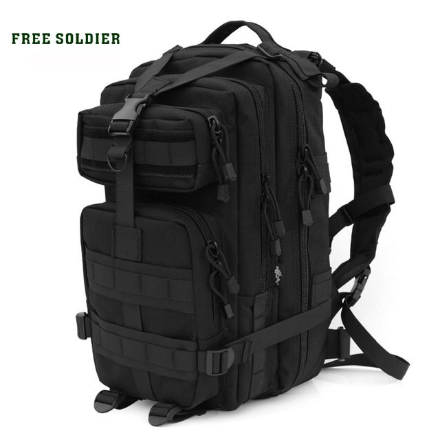 45L Waterproof Tactical Military Backpack Outdoor Hiking Climbing Traveling Bags