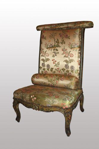 antique seats voyeuses louis xv chairs pinterest antiquit s rococo et. Black Bedroom Furniture Sets. Home Design Ideas