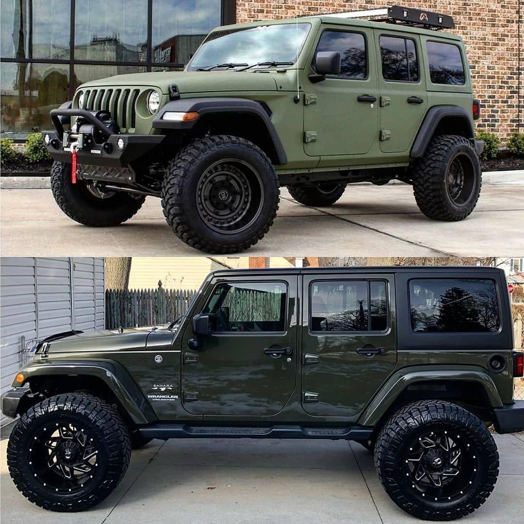 Jeep Wrangler Green Jeep Green Jeep Wrangler Jeep Wrangler Colors
