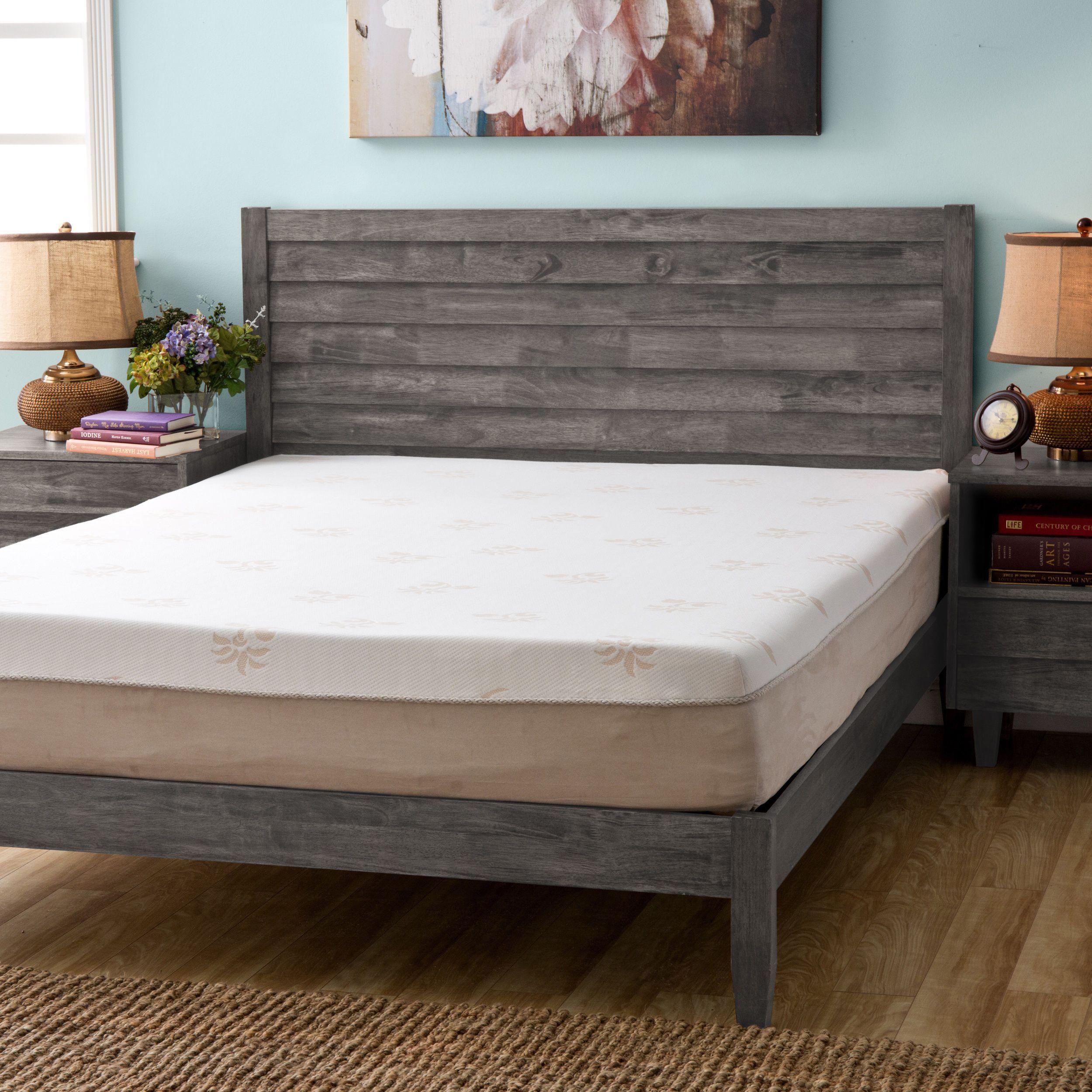comfort dreams select a firmness 11 inch queen size memory foam