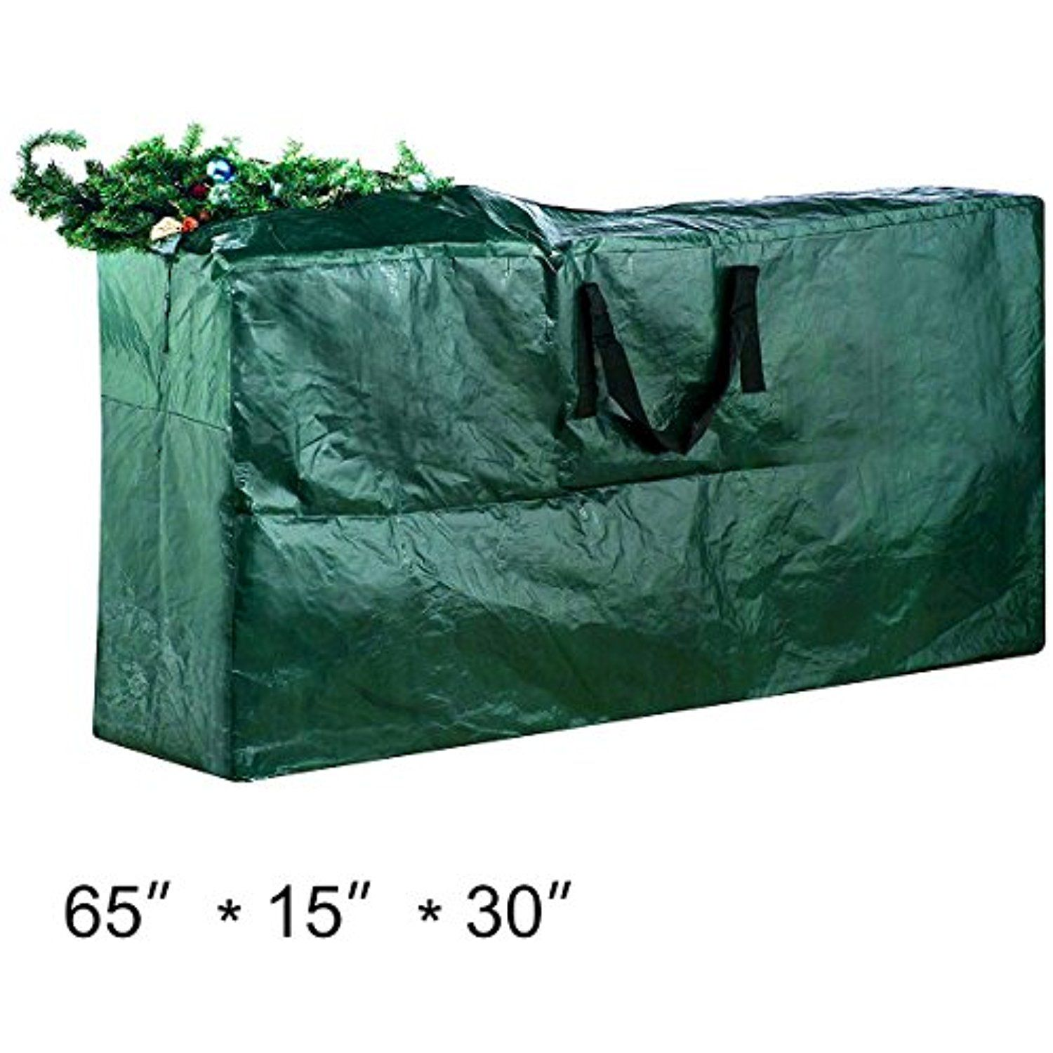 Christmas Tree Storage Bag Tree Storage Container Holiday Garland Or Xmas  Tree Container With Handle Heavy