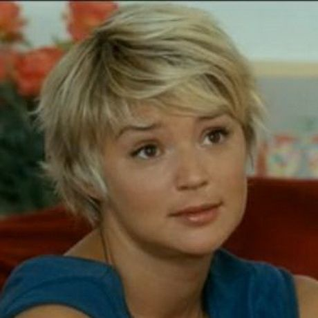 Virginie Efira Cheveux Courts Cheveux Courts Virginie Efira Cheveux