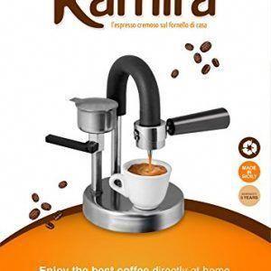 KAMIRA Moka Express 1/2 Cups Stovetop Espresso Maker #espressomaker KAMIRA Moka Express 1/2 Cups Stovetop #espresso Maker, THE VALENTINE'S GIFT ! #espressomaker