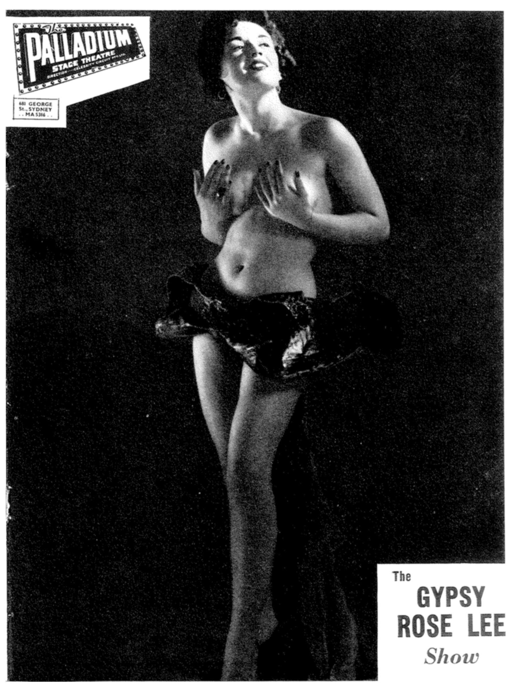 pictures Gypsy Rose Lee