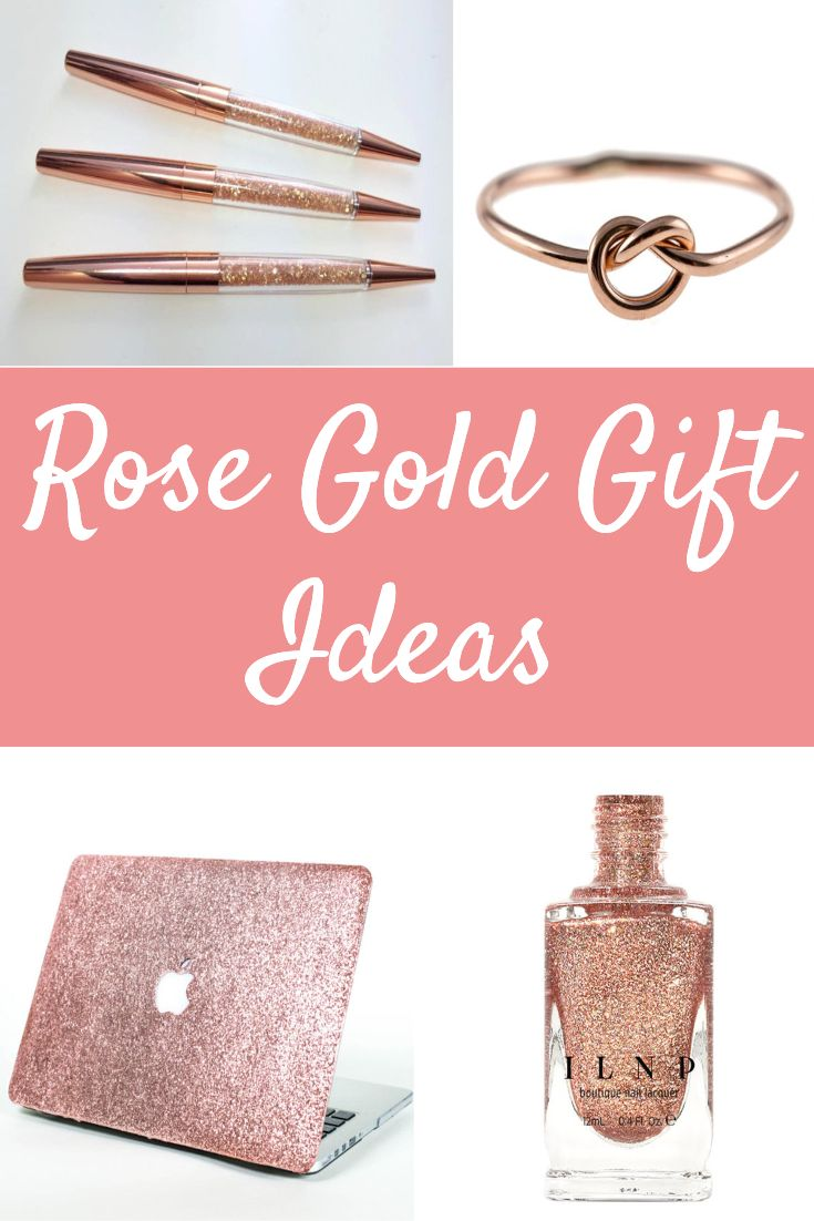 Rose Gold Gift Ideas That Are Lovely | Rose Gold Obsession ...
