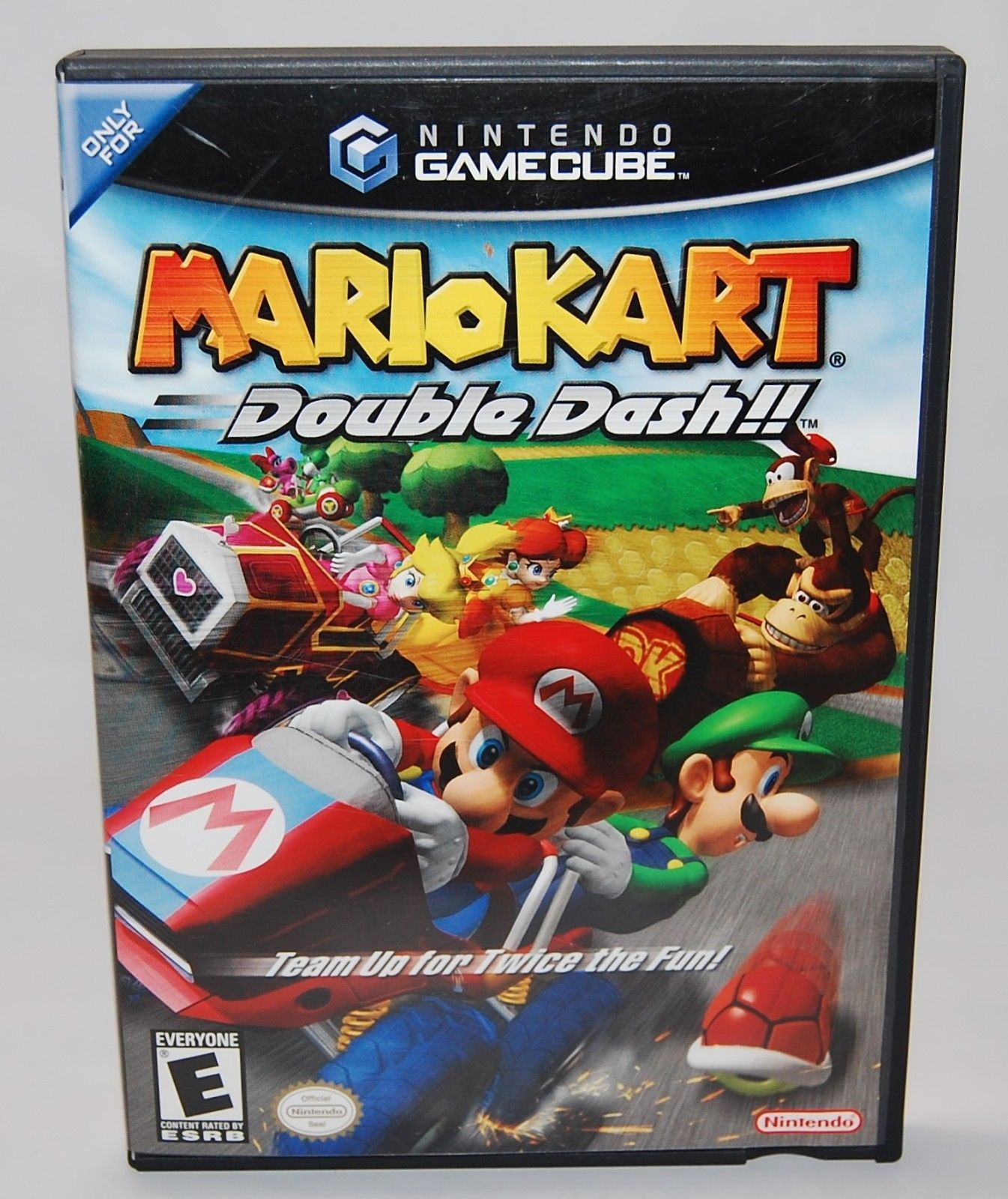 Mario Kart Double Dash Nintendo Gamecube 2003 Complete Cib 49 95 End Date Tuesday May 8 2018 14 30 45 Pdt Buy