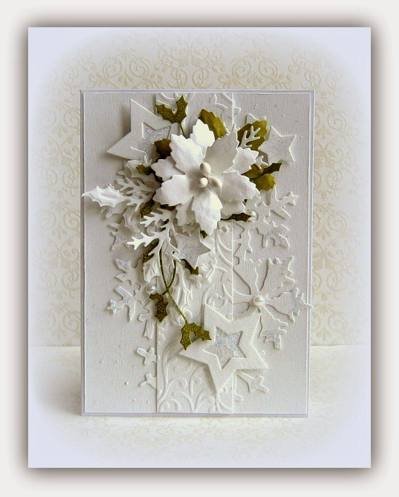 zuzčino SCRAP DECO: Vánoční pozdrav | cards | Pinterest | Christmas ...