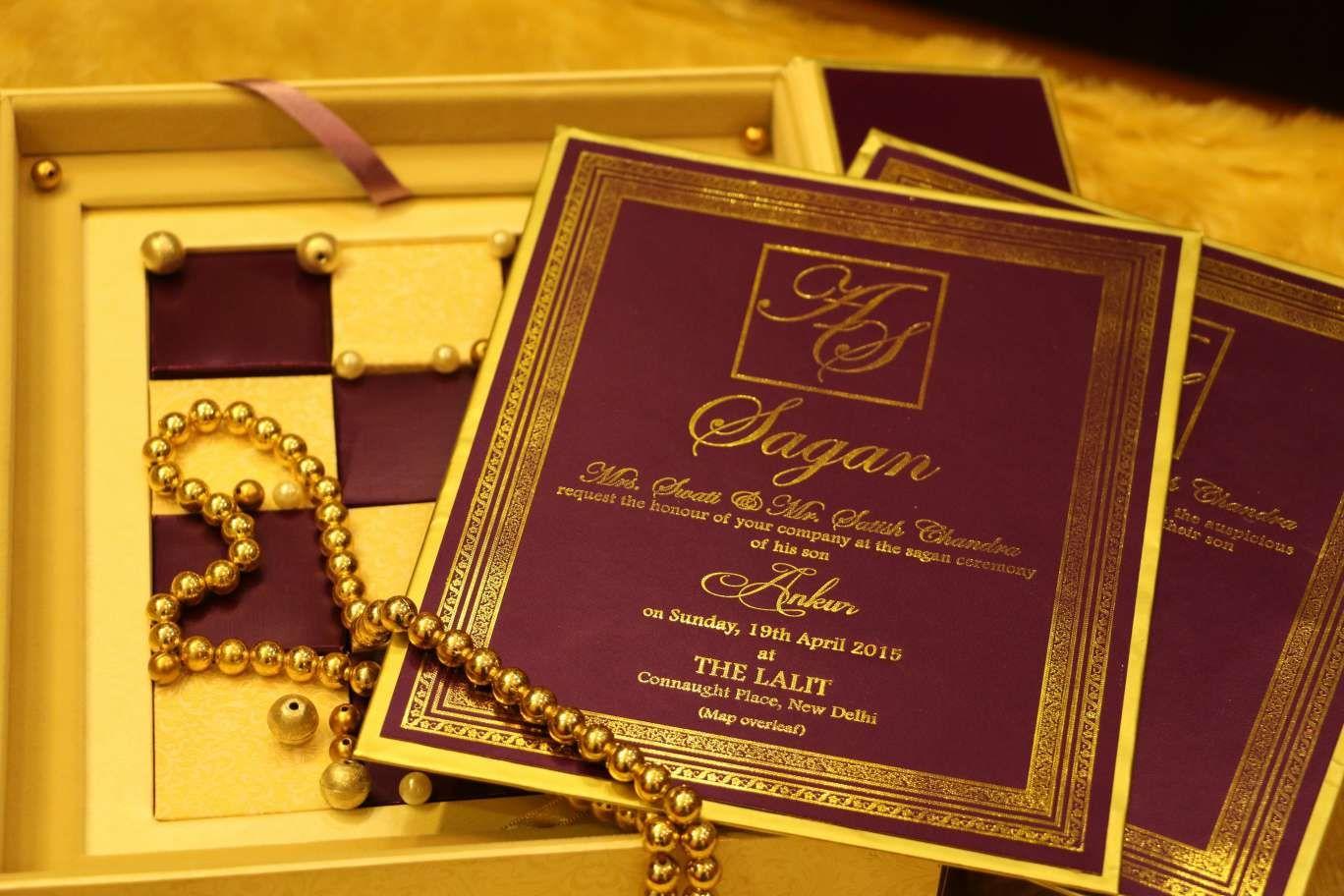 luxury-wedding-invitation-hotel-lalit #newdelhi #weddinginvitation ...