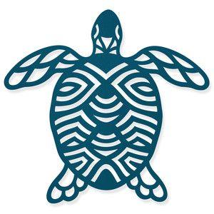 Silhouette Design Store: Turtle