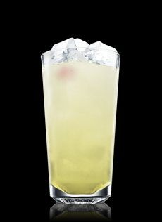 Absolut Raspberri Collins Vodka Sweet Sour Sprite Raspberry
