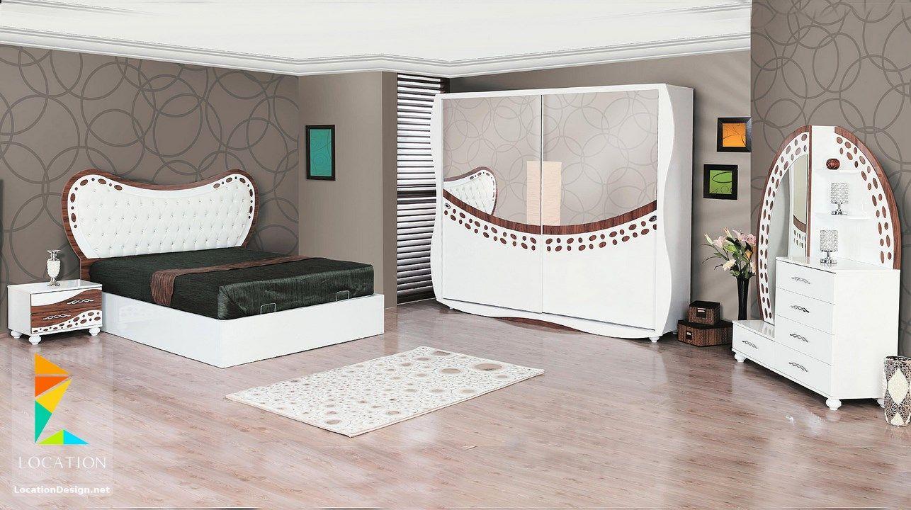 احدث اشكال غرف نوم مودرن بتصميمات جديدة Bedroom Bed Design Black Living Room Decor Bed Design