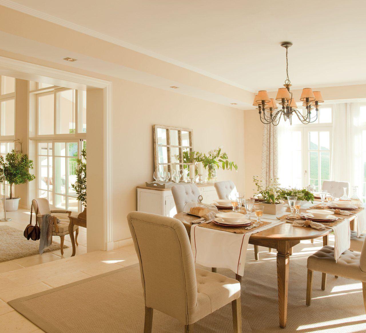 Consejos para decorar el comedor comedores pinterest - Ideas para decorar salon comedor ...