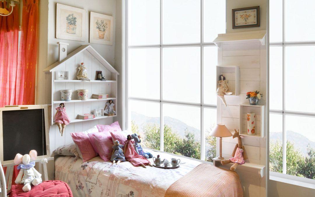Cabeceros originales y baratos para dormitorios infantiles ...
