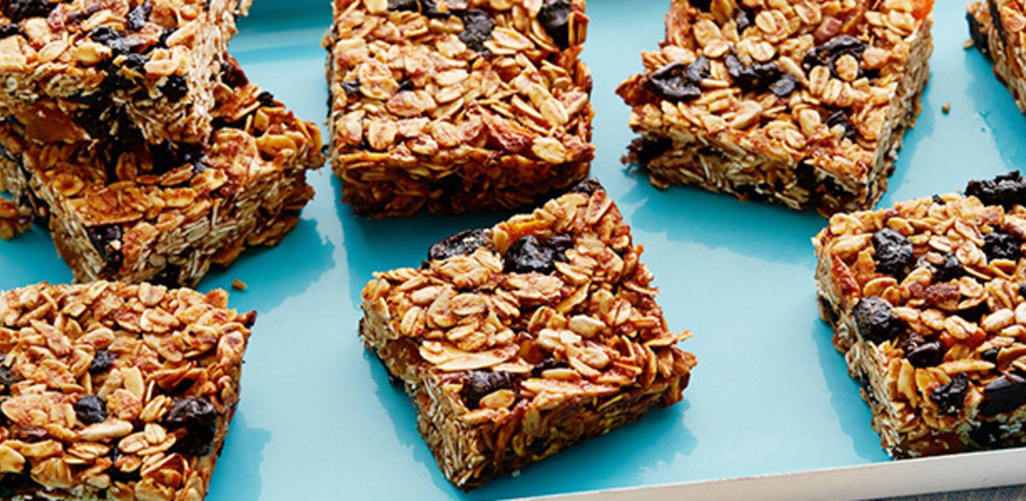Granola Bars | Recipe | Granola recipe bars, Food network ...