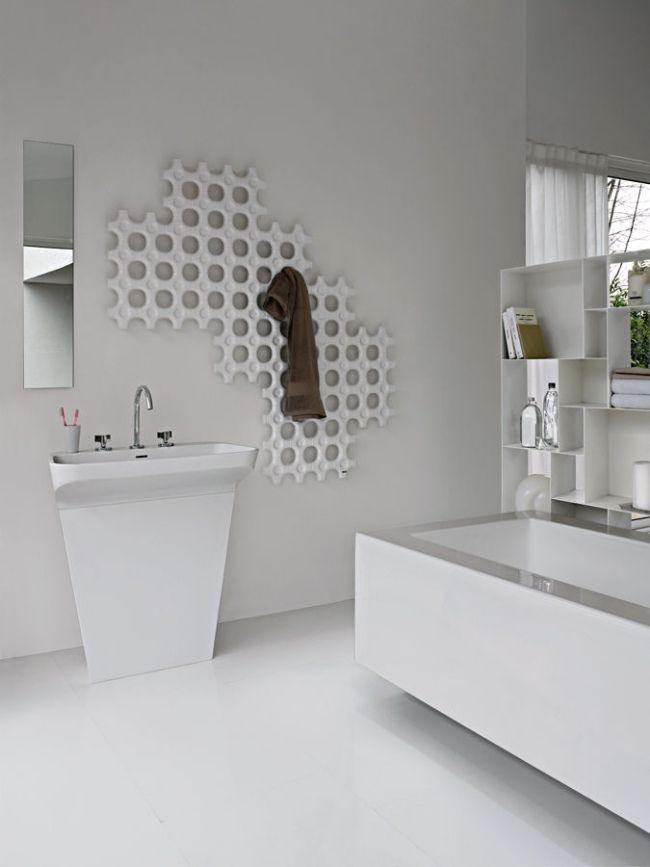 Design Heizkorper Furs Bad 20 Praktische Und Stilvolle Handtuchhalter Design Heizkorper Bad Inspiration Luxusbadezimmer