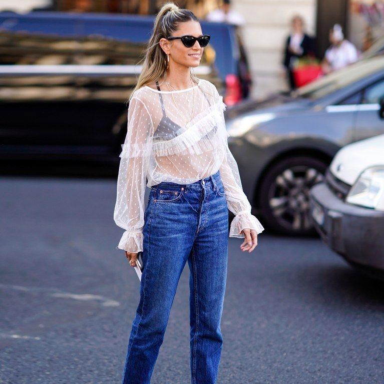 Jeans Guide So Findet Ihr Die Perfekte Jeans Fur Jede Figur Jeans Jeans Jeans Damen Jeans Perfekte Jeans Jeans