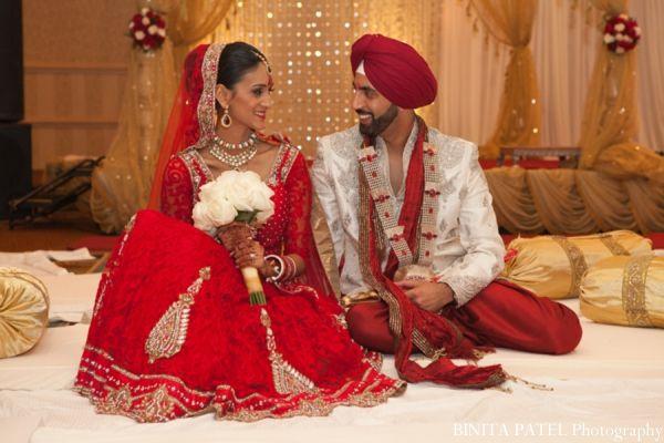 indian wedding sikh ceremony http://maharaniweddings.com/gallery/photo/9069