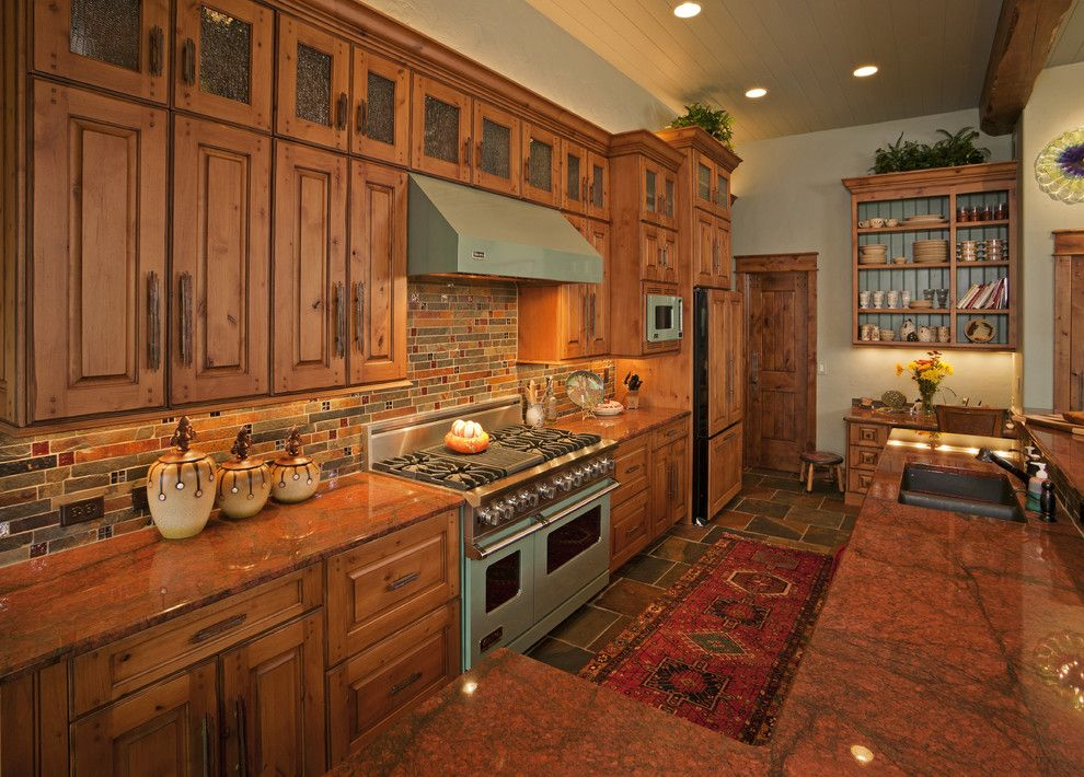 Incredible Earth Tone Colors Decorating Ideas For Kitchen Rustic Design With 2 Levels Of