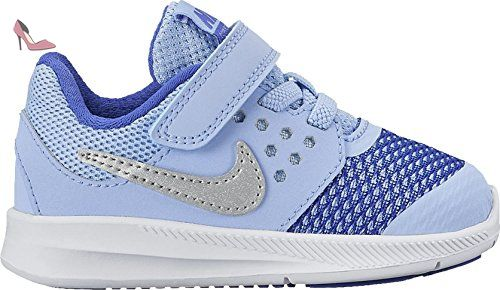 chaussure nike petite fille bleu
