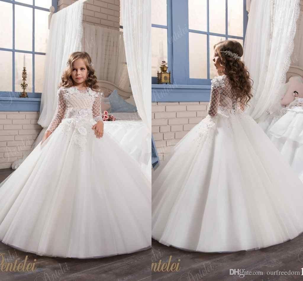 2018 Little Girls Wedding Dresses - Best Dresses for Wedding Check ...