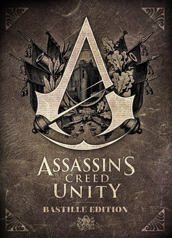 Assassin S Creed Unity Bastille Edition Ps4 Beautiful Box Art