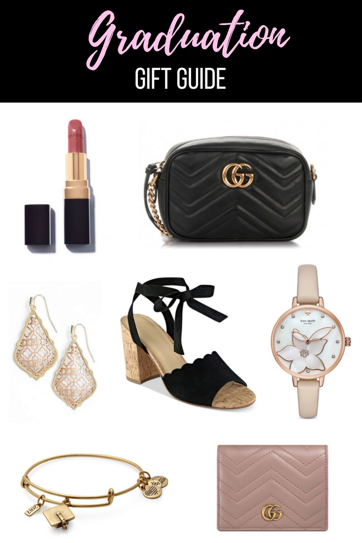 Perfect gift guide for the fashionista that's graduating and for all budgets!