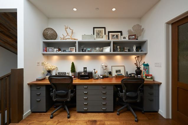 15 Small Home Office Designs Saving Energy, Space and