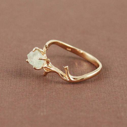 Natural Gem Ring