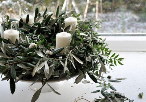 licht nr 20 unser adventskranz 2013 weihnachten. Black Bedroom Furniture Sets. Home Design Ideas
