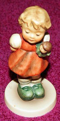 "Goebel Hummel Club 2001/2002 ""Puppet Princess"" Figure SOLD"