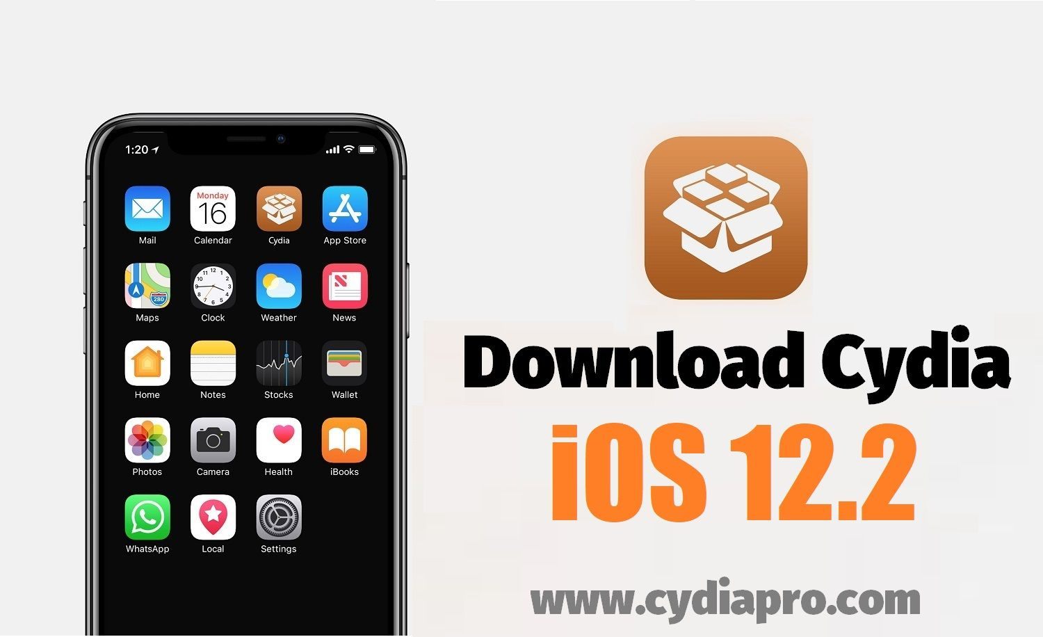 Unlock all your hidden features on your iPhone with Cydia