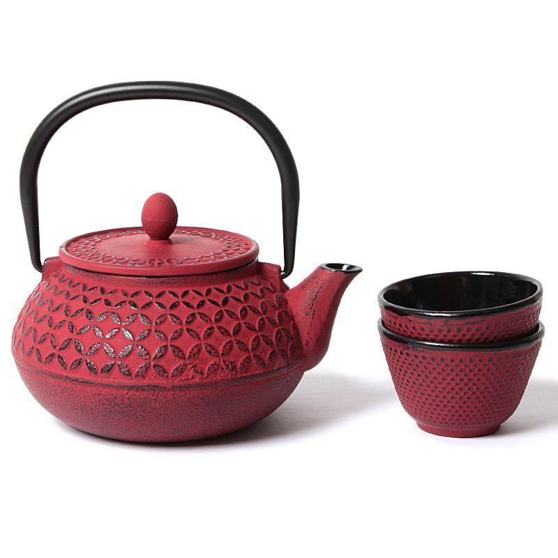 nature & découvertes   service à thé yokuka en fonte   wishlist