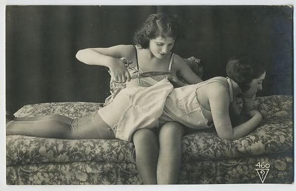 A female orgasm video